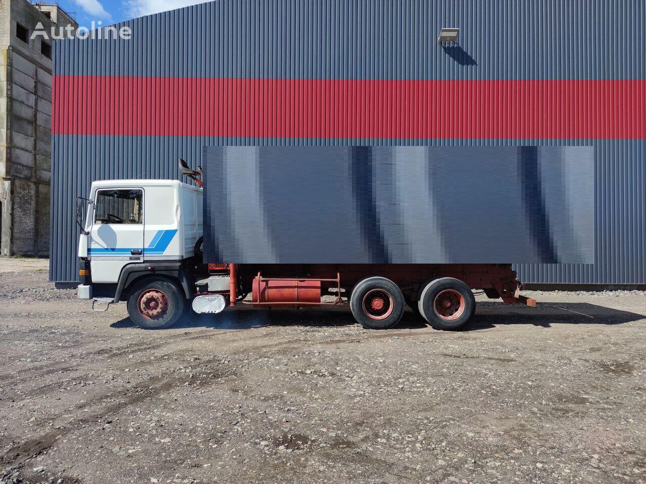 šasi sunkvežimis RENAULT Major R340, chassis