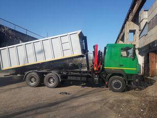 naujas savivartis sunkvežimis AVTR BP-10