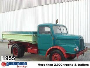 savivartis sunkvežimis IFA H3A