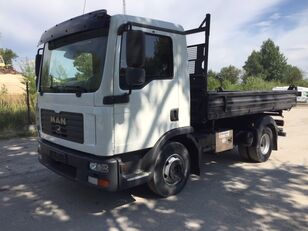 savivartis sunkvežimis MAN-VW TGL 8-213