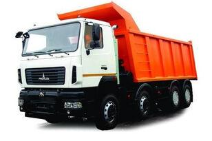 naujas savivartis sunkvežimis MAZ 6516E8