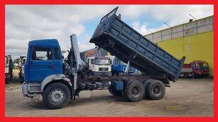 savivartis sunkvežimis RENAULT G 340 6x4 Tipper Spring / spring
