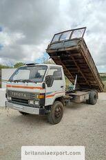 savivartis sunkvežimis TOYOTA Dyna 300 14B 3.6 diesel left hand drive 7.5 ton