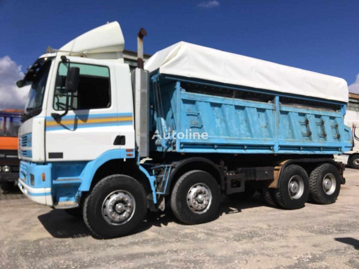 savivartis sunkvežimis DAF CF85 430 TOP Unit 8x4