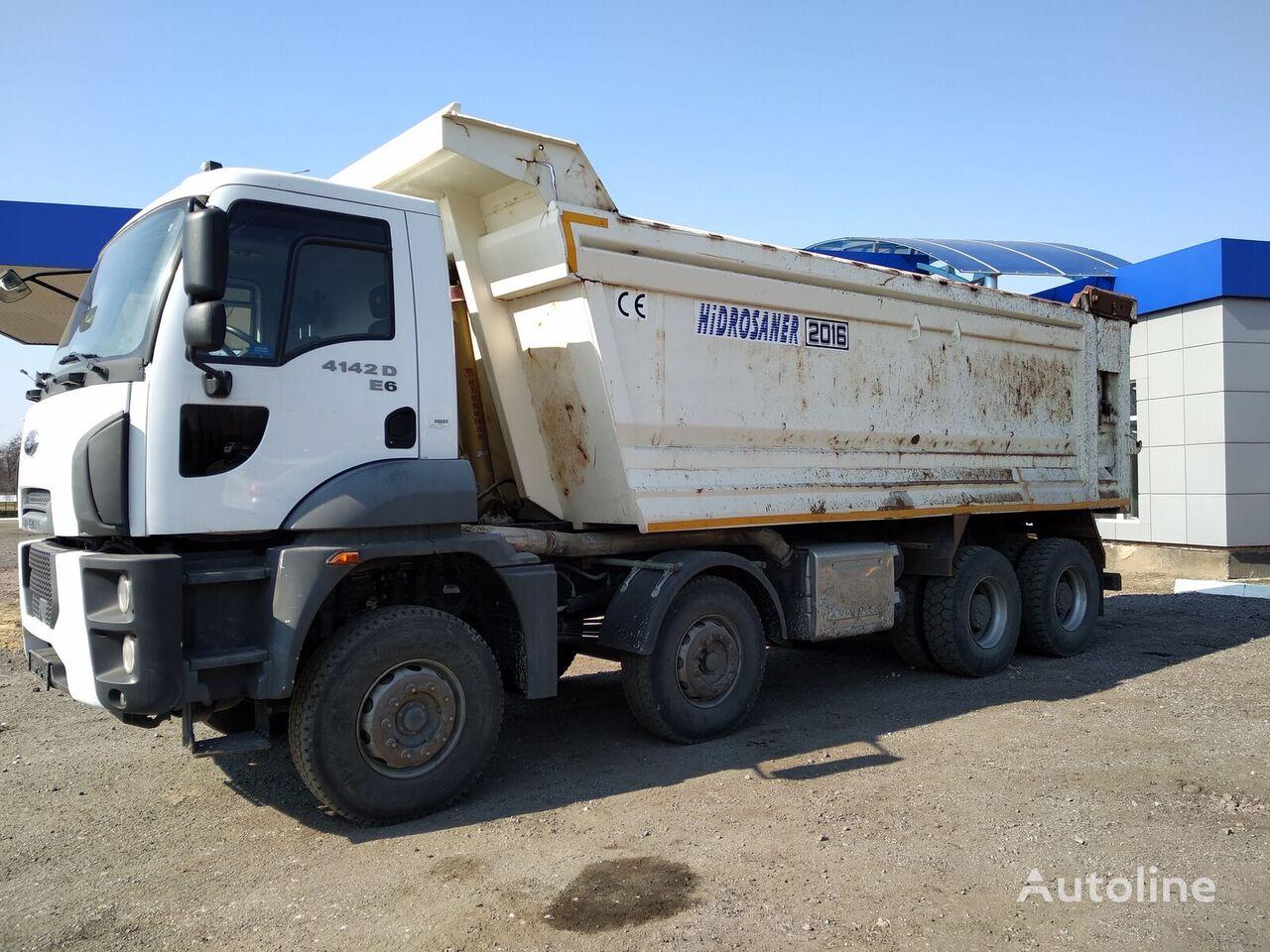 savivartis sunkvežimis FORD CARGO 4142D