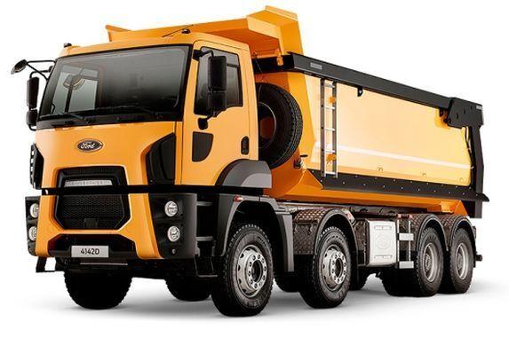 naujas savivartis sunkvežimis FORD Trucks 4142D