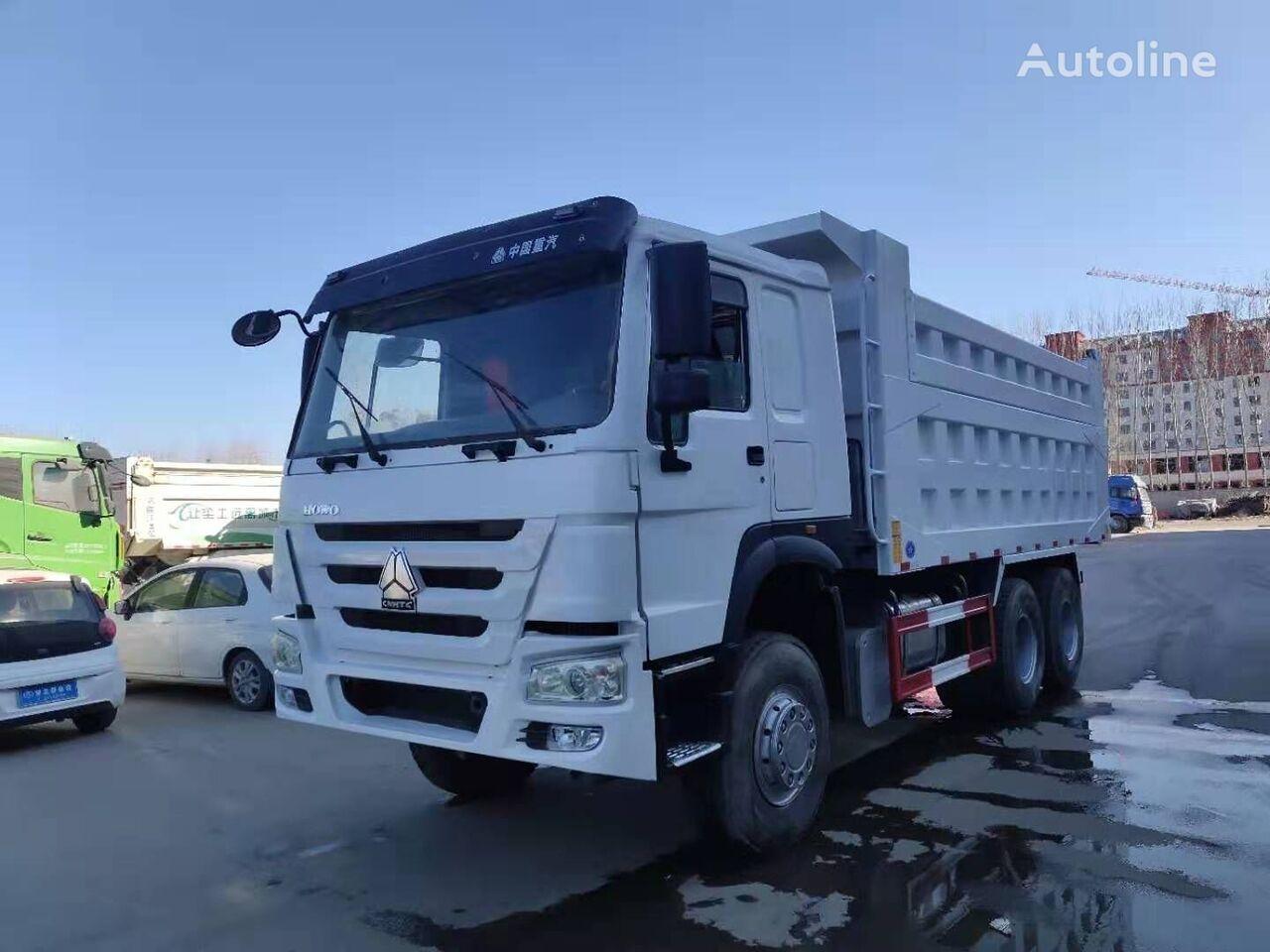 savivartis sunkvežimis HOWO 375