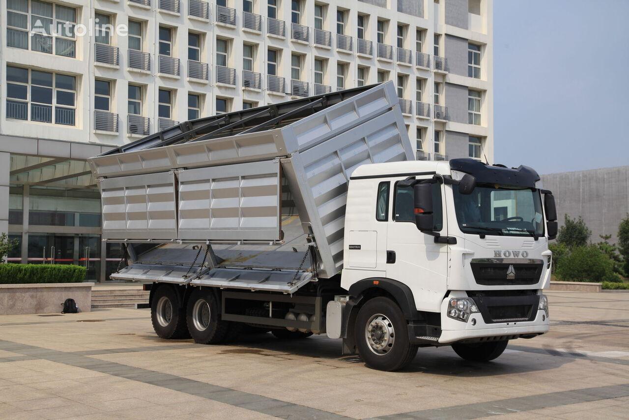 naujas savivartis sunkvežimis HOWO T5G
