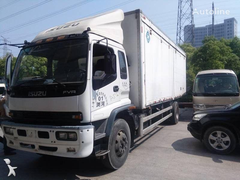 savivartis sunkvežimis ISUZU rigid dumper 4x4