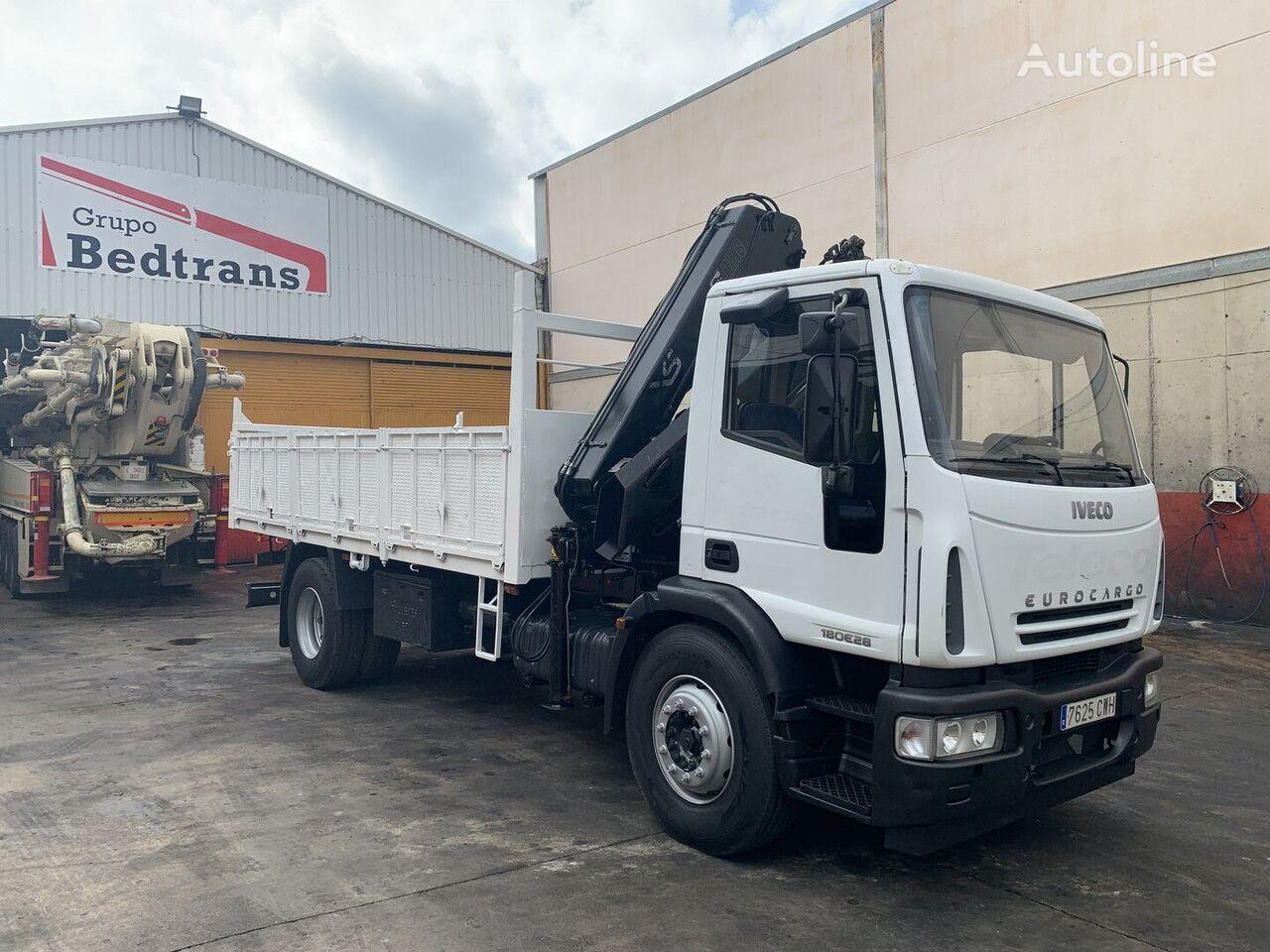 savivartis sunkvežimis IVECO EuroCargo 280