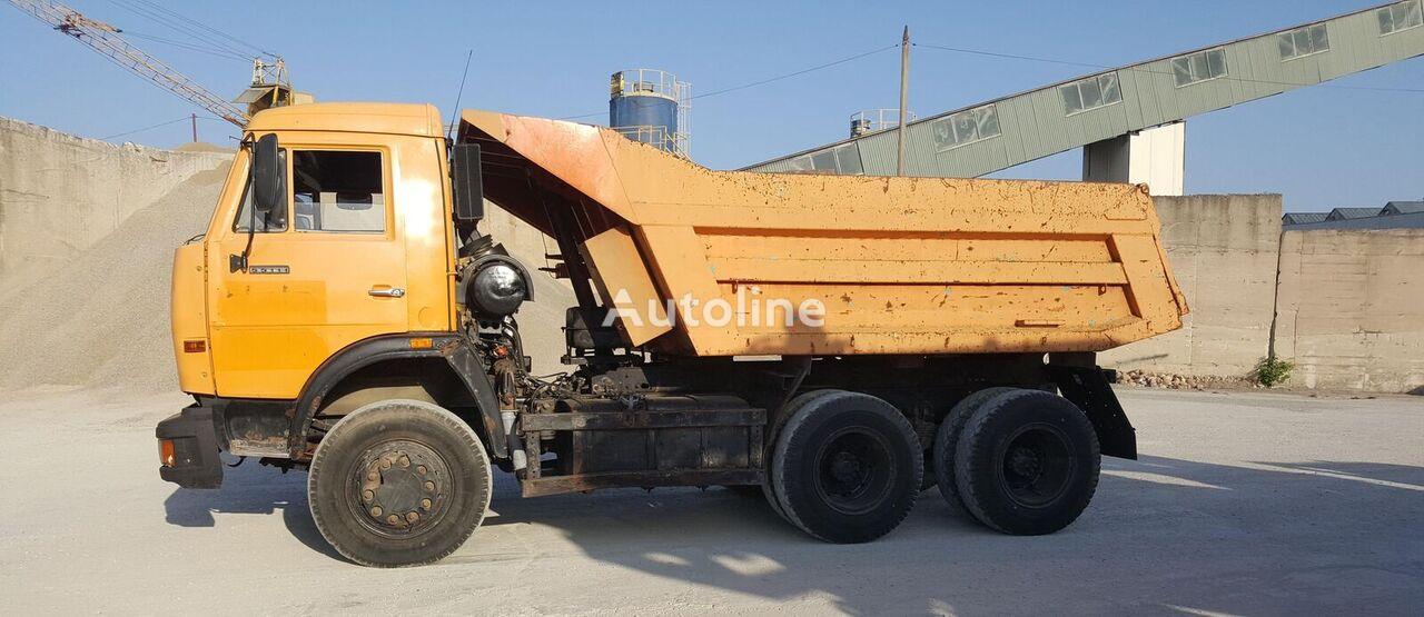 savivartis sunkvežimis KAMAZ 55111