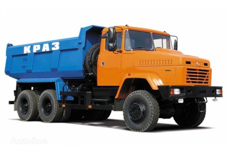 naujas savivartis sunkvežimis KRAZ 65032 tip 2