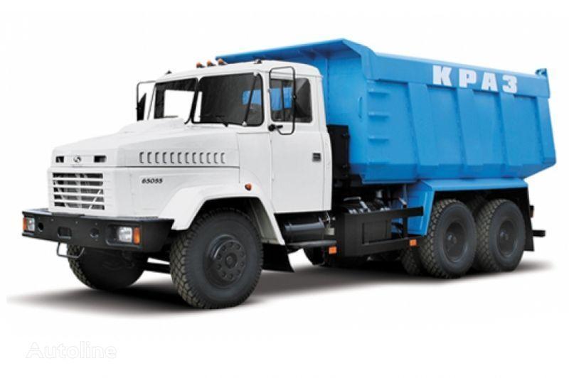 savivartis sunkvežimis KRAZ 65055 tip 3