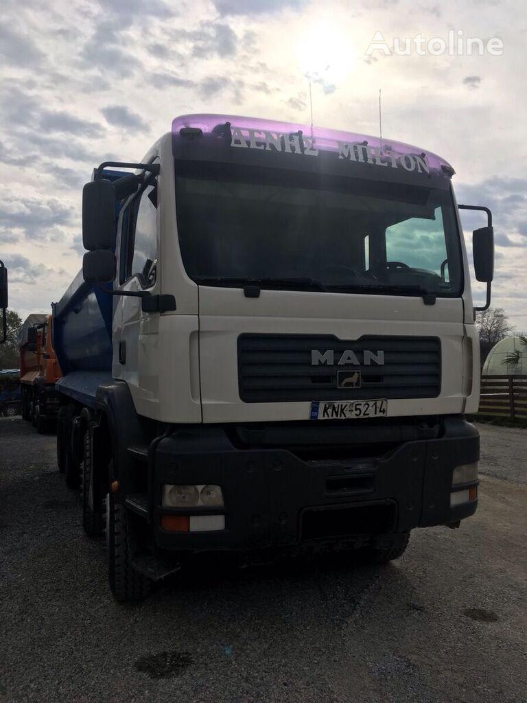 savivartis sunkvežimis MAN 41.413 FFDK