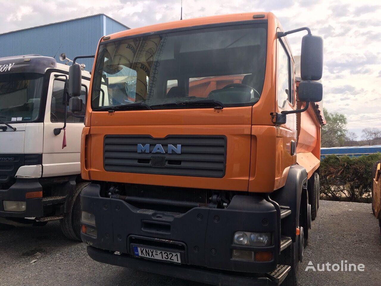 savivartis sunkvežimis MAN 41 FFDC