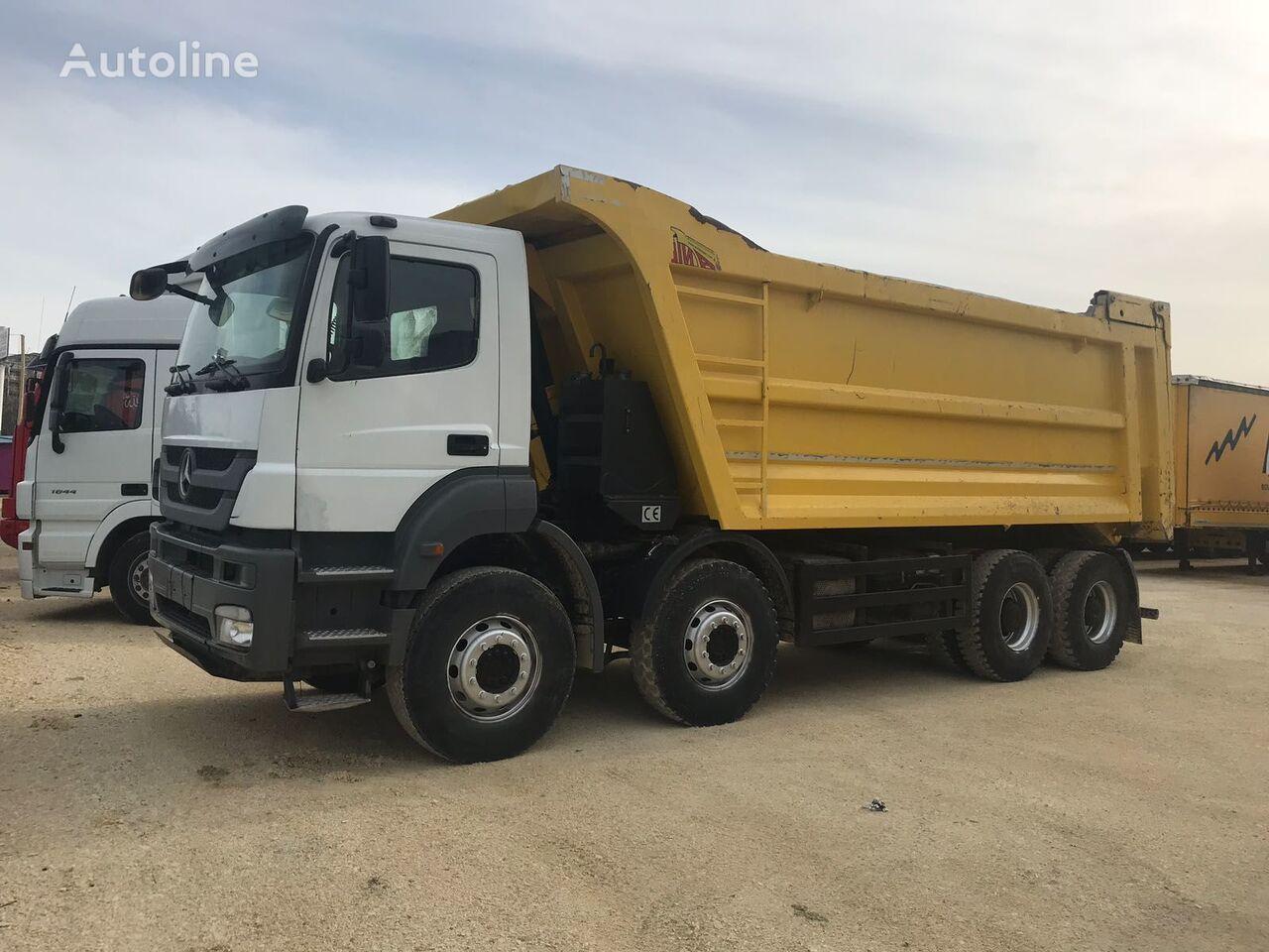 savivartis sunkvežimis MERCEDES-BENZ 2014
