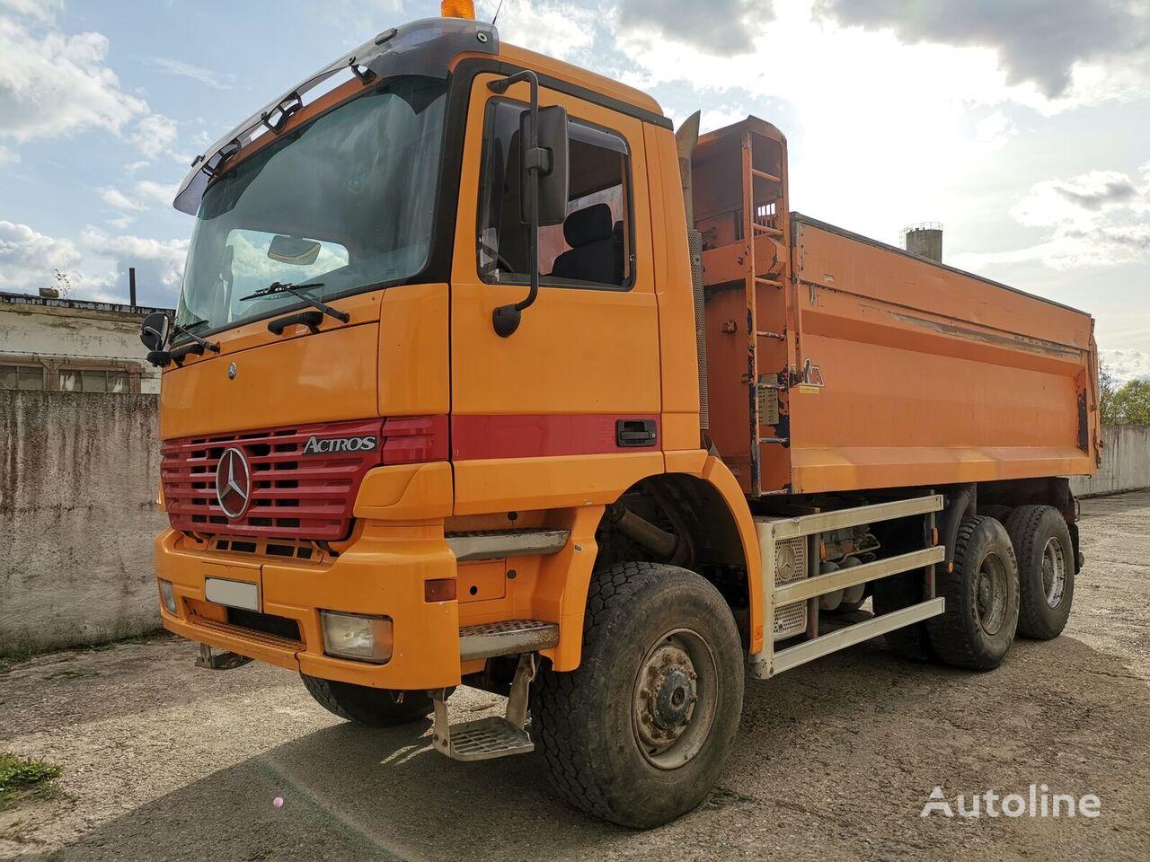 savivartis sunkvežimis MERCEDES-BENZ 3331