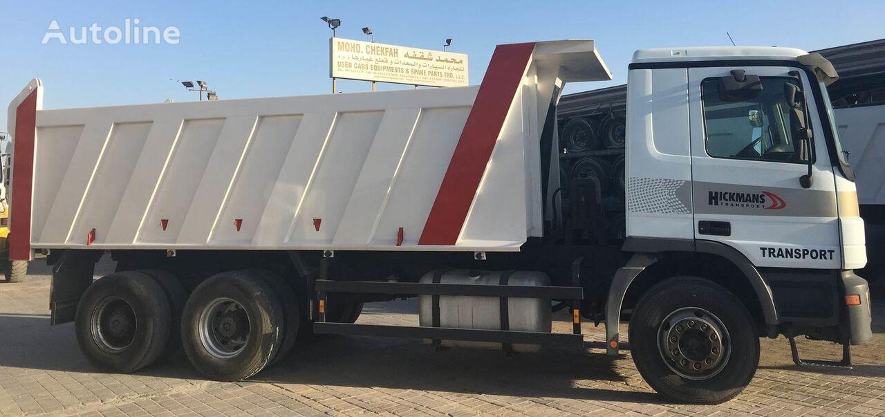 savivartis sunkvežimis MERCEDES-BENZ Actros 3340