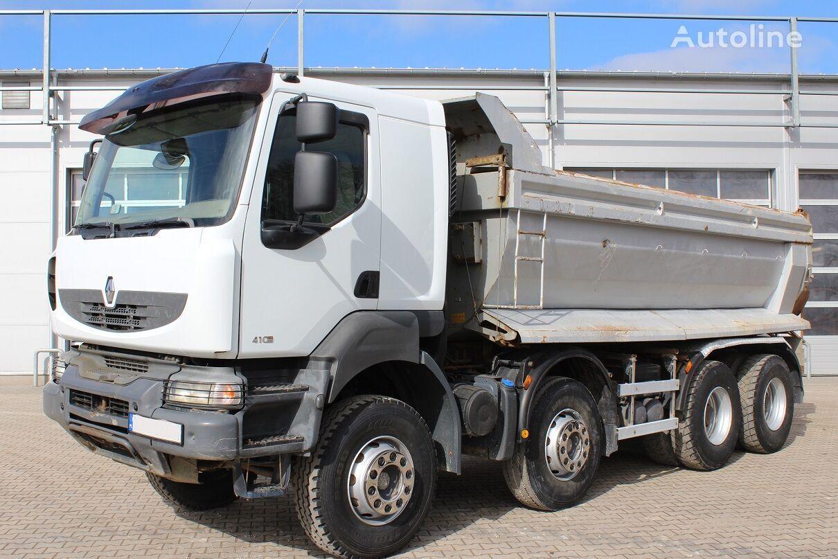 savivartis sunkvežimis RENAULT Kerax 410.42