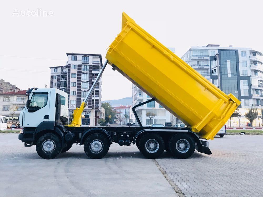 savivartis sunkvežimis RENAULT Kerax 440