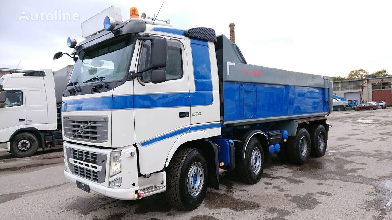 savivartis sunkvežimis VOLVO 500