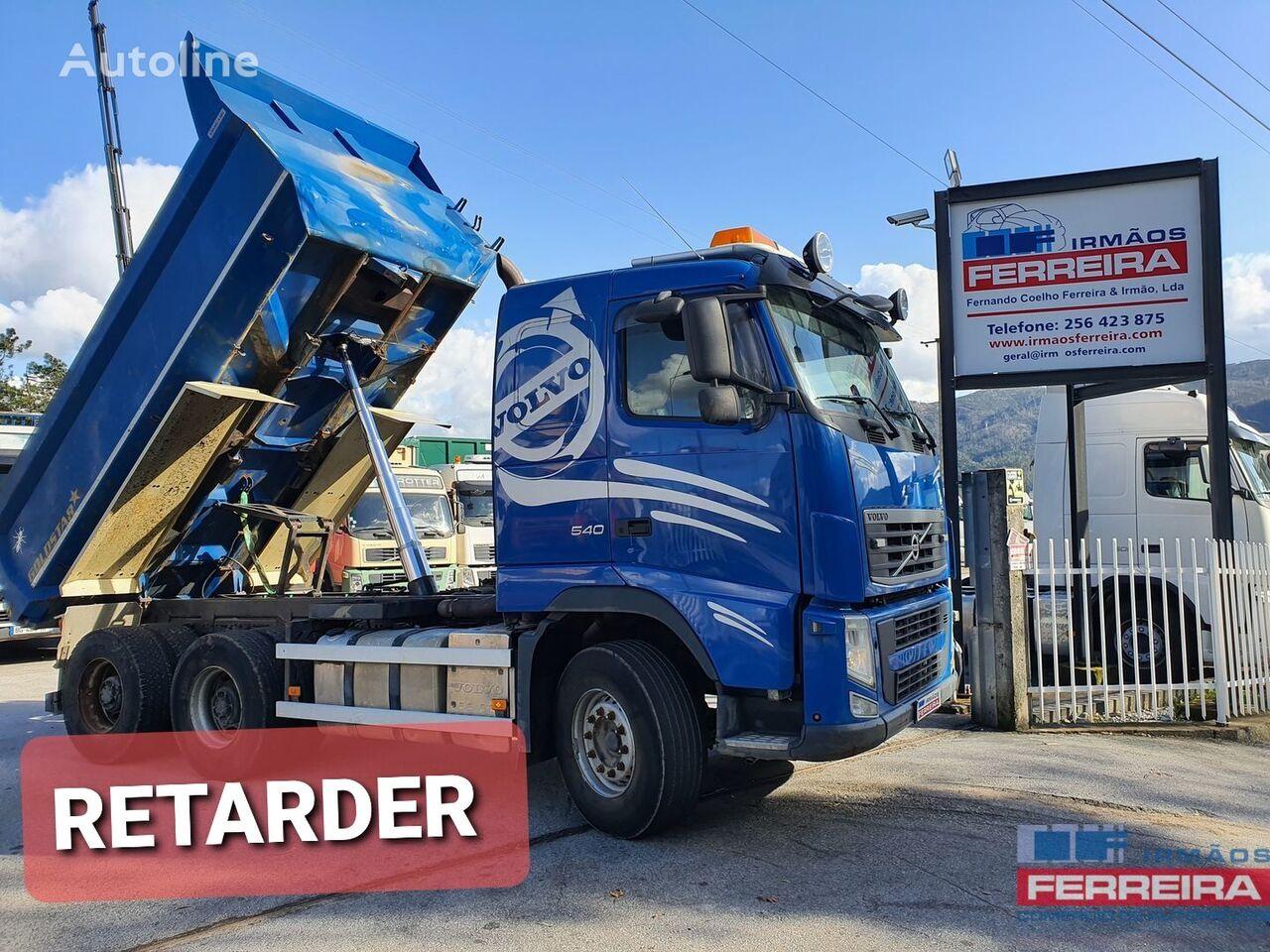 savivartis sunkvežimis VOLVO FH 540