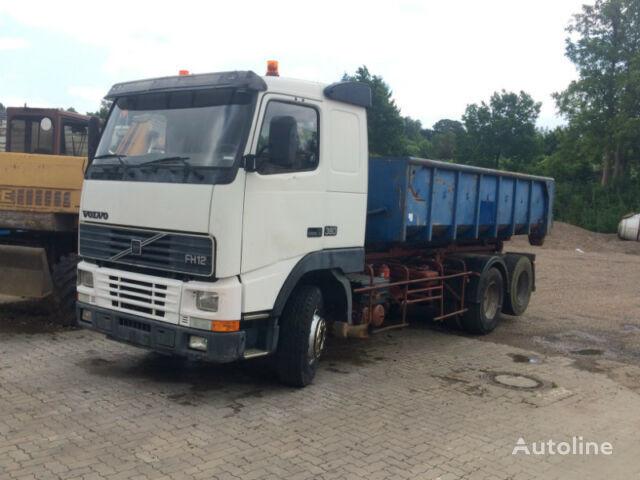 savivartis sunkvežimis VOLVO FH12-380 6x2