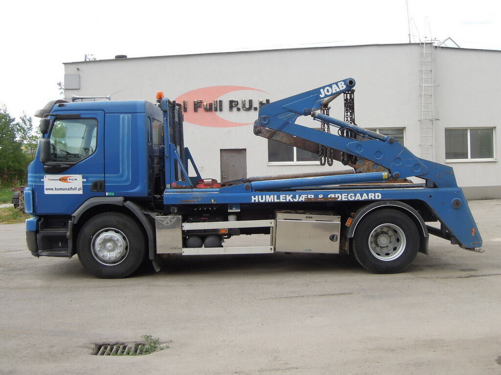 skip-loader sunkvežimis VOLVO FE280