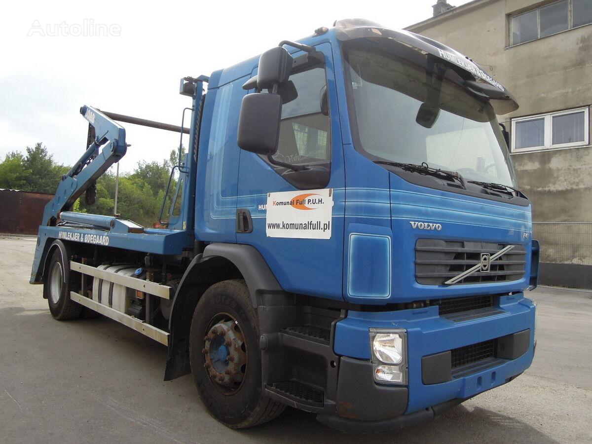 skip-loader sunkvežimis VOLVO FE280 LIFT DUMPER JOAb 2 CONTAINER SYSTEM