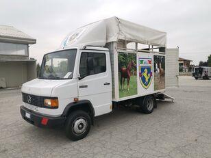 sunkvežimis arkliams vežti MERCEDES-BENZ 609 TRASPORTO CAVALLI