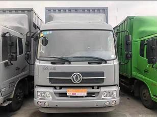 sunkvežimis furgonas DONGFENG Cargo truck