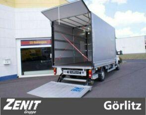 naujas sunkvežimis furgonas FIAT Ducato Maxi Pritsche Plane 8EP + LBW
