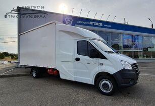 naujas sunkvežimis furgonas GAZ A21R25