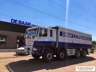 sunkvežimis furgonas GINAF M 4446-S 8x8 assistentie voertuig