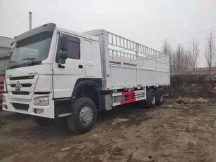 sunkvežimis furgonas HOWO Cargo truck
