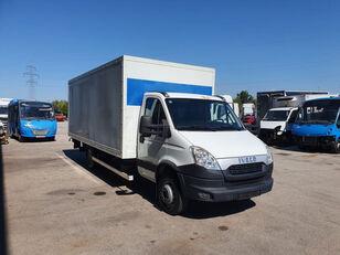 sunkvežimis furgonas IVECO Daily 70C17A, Automatik, Ladebordwand