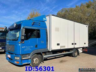 sunkvežimis furgonas MAN TGL 12.210