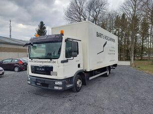sunkvežimis furgonas MAN TGL 8.180 taillift/hayon - euro 5 - very good tyres