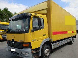 sunkvežimis furgonas MERCEDES-BENZ 1218