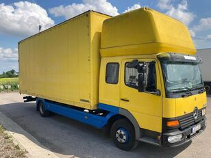 sunkvežimis furgonas MERCEDES-BENZ 818L ATEGO