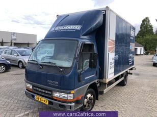 sunkvežimis furgonas MITSUBISHI Canter FE 534 3.0 D