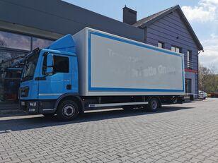 sunkvežimis furgonas PALFINGER winda MBB C 1500L + zabudowa / kontener