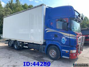sunkvežimis furgonas SCANIA R500 6x2 - Retarder