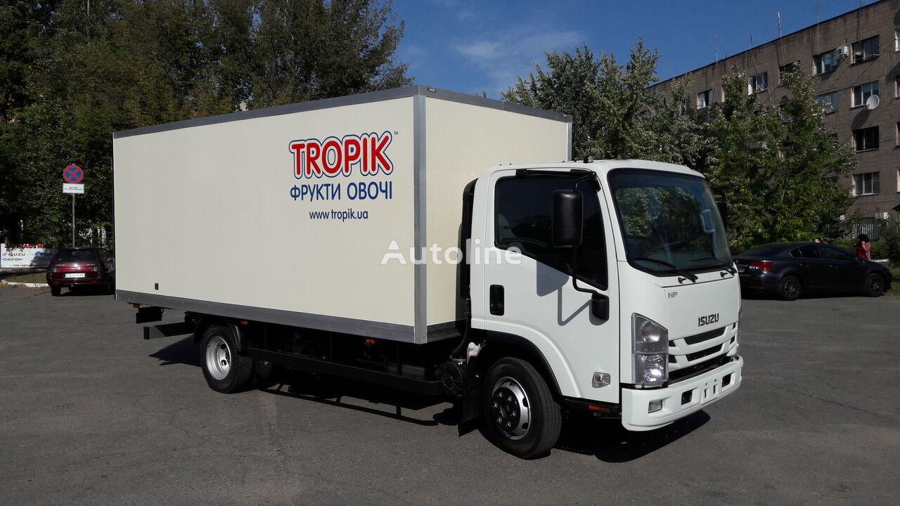 naujas sunkvežimis furgonas ISUZU NPR 75 L-K