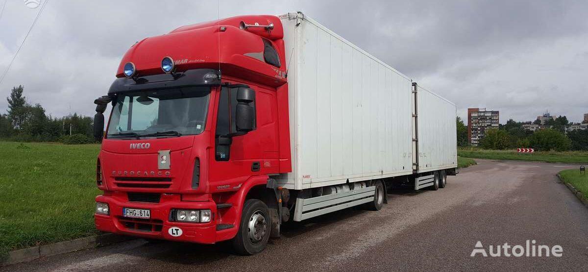 sunkvežimis furgonas IVECO 120E28