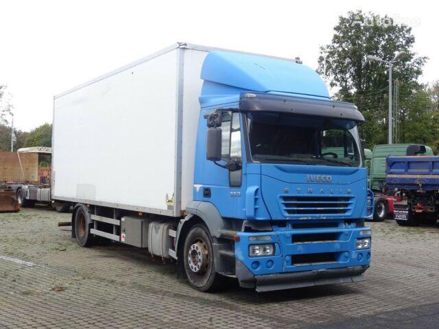 sunkvežimis furgonas IVECO Stralis 350 / LBW / Klima