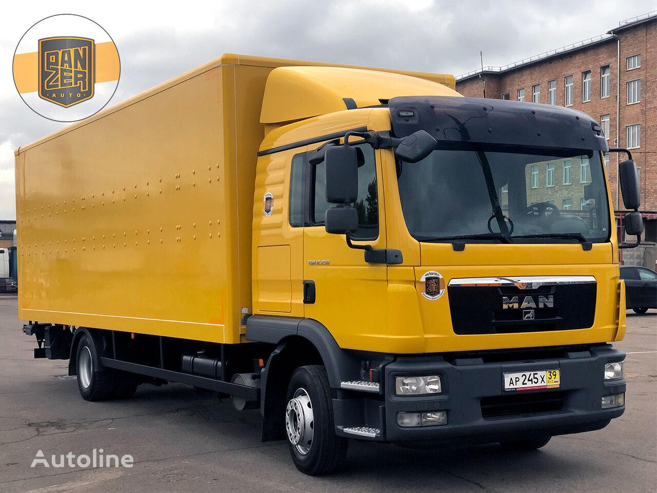 sunkvežimis furgonas MAN TGM 12.250 BL, FURGON 46 KUBOV, BEZ PROBEGA PO RF