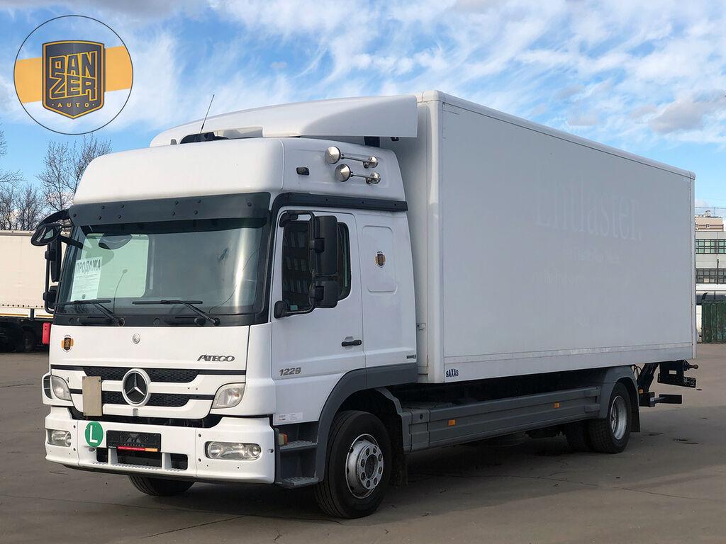 sunkvežimis furgonas MERCEDES-BENZ ATEGO