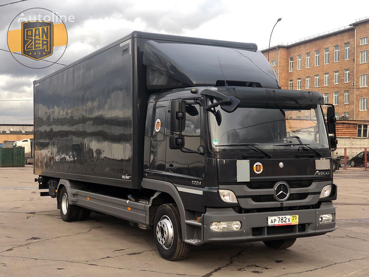 sunkvežimis furgonas MERCEDES-BENZ Atego 1224