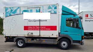 sunkvežimis furgonas MERCEDES-BENZ Atego 818 BL ´´Koffer 4.20m´´ RD 3.60m LB